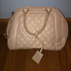 used light pink forever 21 purse